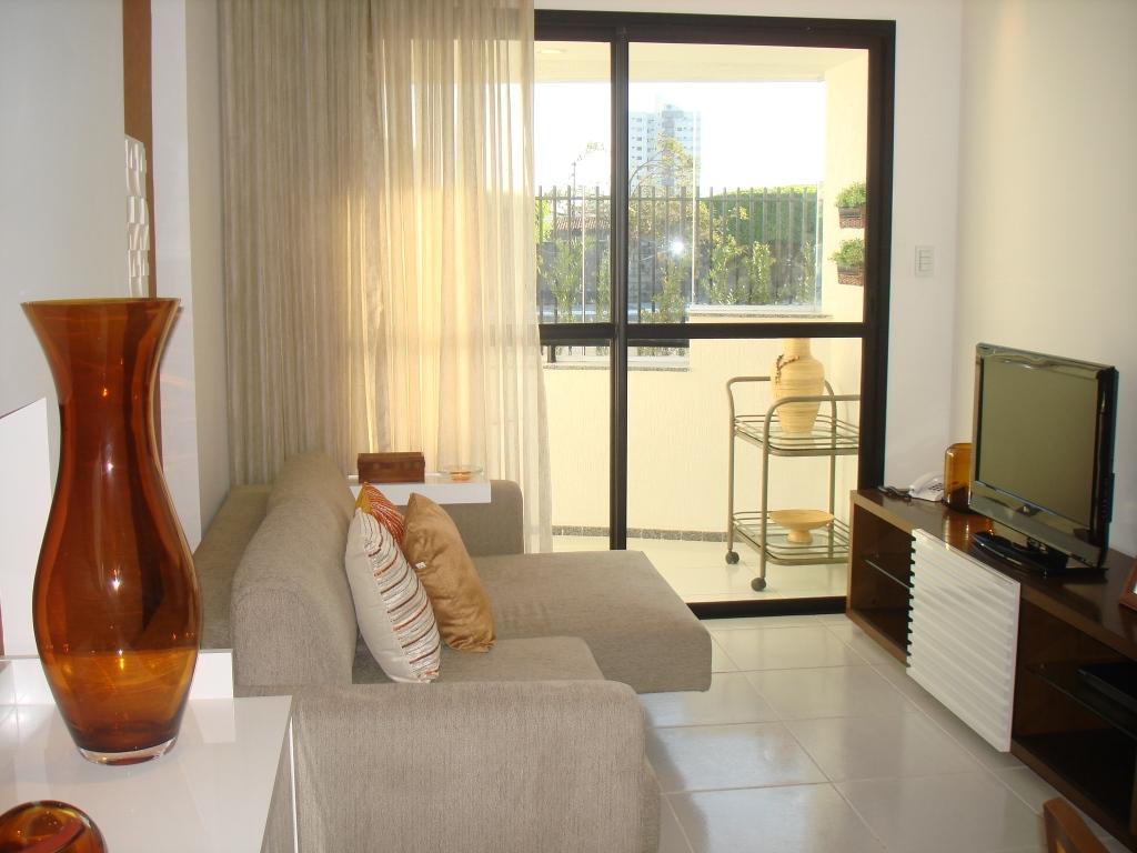 Decora o de apartamentos pequenos for Fachadas para apartamentos pequenos