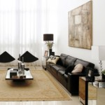 decoracao-sala-sofa-couro