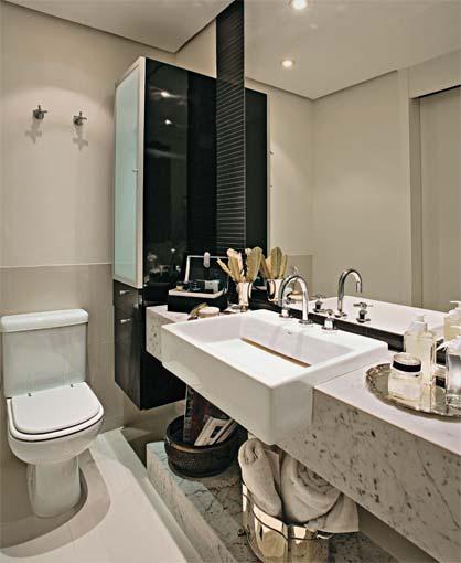decoracao banheiro pequeno apartamento – Doitricom -> Banheiros Apto Pequeno