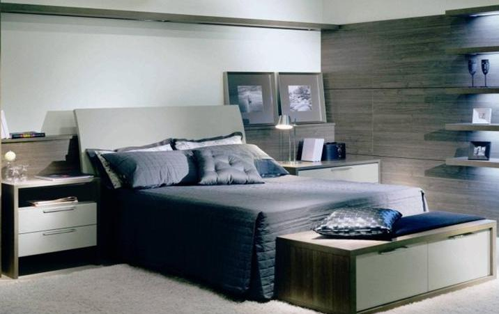 Quarto Planejado Casal Apartamento ~ Quarto de Casal Planejado  Fotos