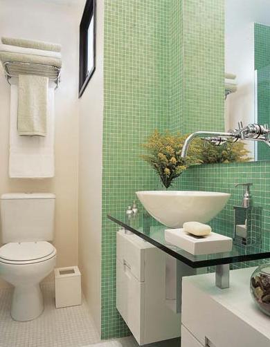 decorar o lavabo : decorar o lavabo:Decoracao De Banheiro