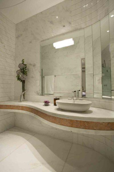 decoracao de ambientes pequenos banheiros:Decoração para Banheiros Pequenos – Fotos