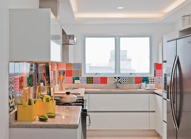 Cozinha simples for Azulejos para cocina baratos