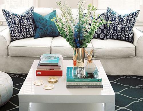 Mesa de centro da sala for Modelos de mesas de centro de sala