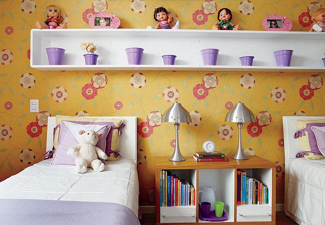 Quarto de criança papel de parede