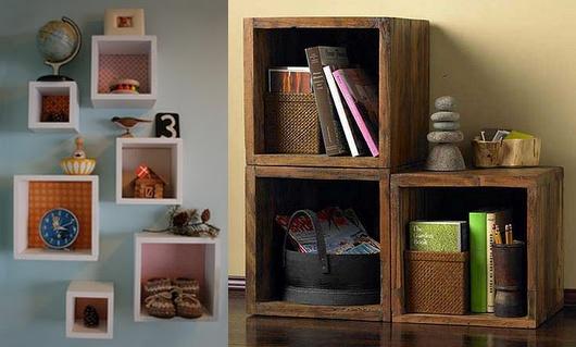 decoracao cozinha nichos : decoracao cozinha nichos:COMO ESCOLHER ENTRE Nichos ou prateleiras