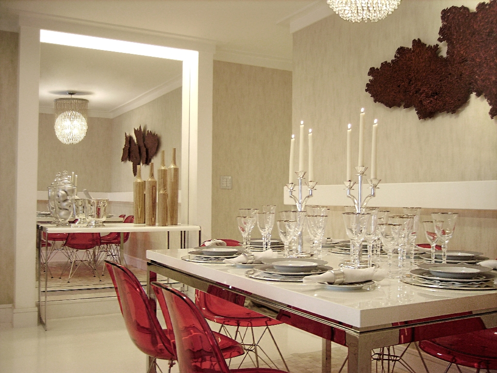Imagens De Fotos De Sala De Jantar ~ Sala de jantar pequena – Fotos