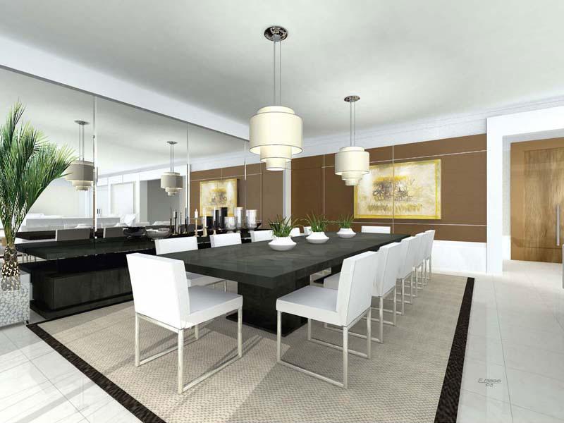 Sala De Jantar Westing ~ Sala de jantar de luxo
